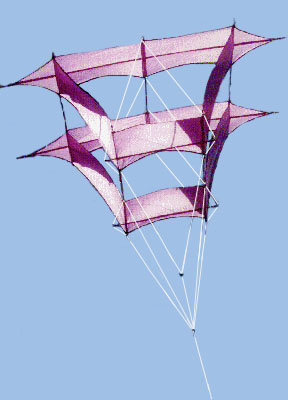 Navy Dove Kite   25kB  jpg